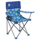 Coleman® Youth Glow-in-the-Dark Quad Chair - Blue