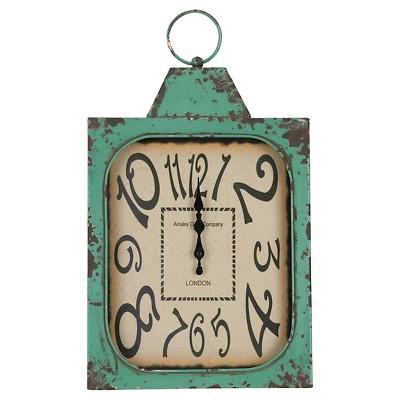 Cooper Classics Stasia Wall Clock