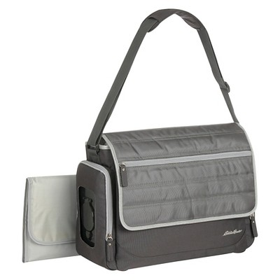 Eddie Bauer Canyon Messenger Diaper Bag