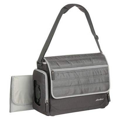 eddie bauer canyon messenger diaper bag target. Black Bedroom Furniture Sets. Home Design Ideas