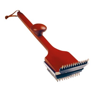 Grill Daddy wooden grill brush