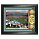 """Sun Life Stadium The Highland Mint Gold Coin Photomint Framed Wallposter Print - Multicolor (13"""" x 16"""")"""