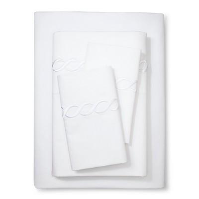 Sheet Set White 300 QUEEN Kassatex