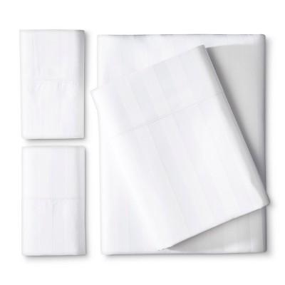Kassatex 400TC Sheet Set - White (Queen)