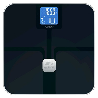Runtastic Libra Smart Scale Black - Black (RUNSCA1B)