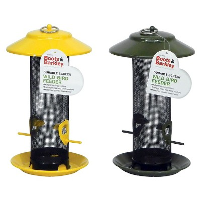 Screen Seed Bird Feeder - Boots & Barkley™