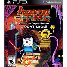 Adventure Time: Explore the Dungeon Because I Don't Know PRE-OWNED (PlayStation 3)