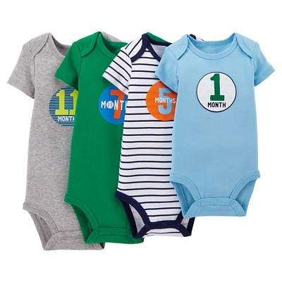 Just One You™ Made by Carter's® Baby Boys' Bodysuit - Blue
