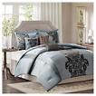 Conrad 7 Piece Jacquard Comforter Set