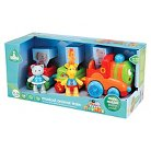 ELC Toy Box Musical Animal Train