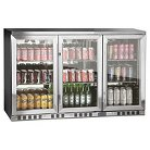 Kingsbottle Mini Bar Refrigerator - Stainless Steel KBU-328SS