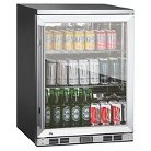 Kingsbottle Mini Bar Refrigerator - Black KBU-55-SS