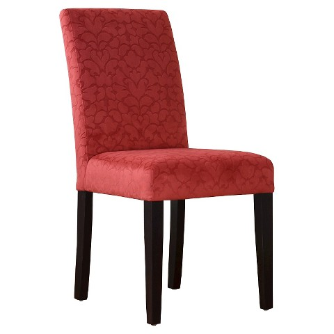 Linon home decor dining chair red target Red home decor target