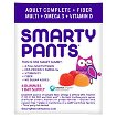 Smarty Pants Travel Pack Adult Complete + Fiber Gummy Vitamins - 15 Count
