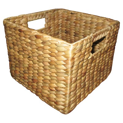 Threshold Wicker Basket Hyacinth (Medium)