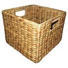 Threshold Wicker Basket Hyacinth Medium