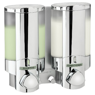 Better Living Products AVIVA Dispenser 2 - Chrome