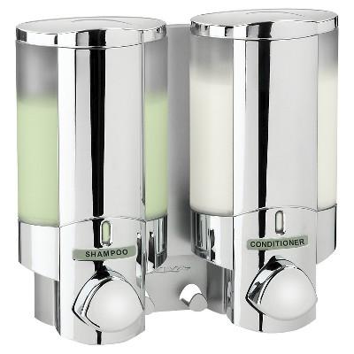 UPC 773315624512 Product Image For Better Living Products AVIVA Two Chamber  Dispenser   Chrome | Upcitemdb