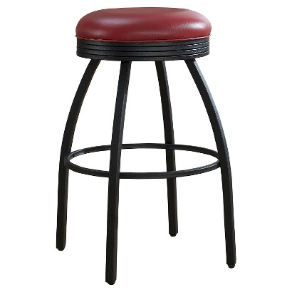 Counter Height Stools Target : ... Heritage Manhattan Counter Height Stool - Red product details page