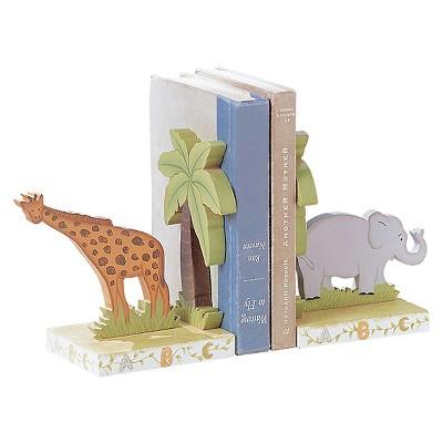 Fantasy Fields - Alphabet Set of Bookends