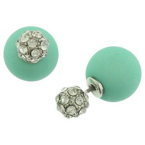 s front and back stud earrings with target