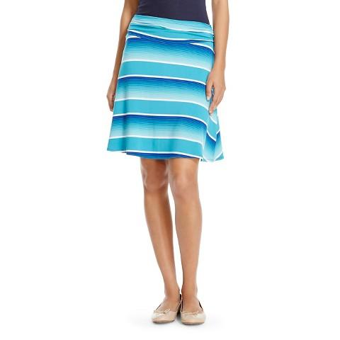 s striped skirt merona target