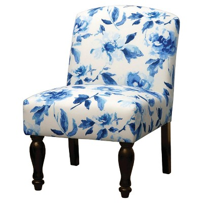 Skyline Foster Upholstered Chair - Prints