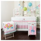 Pam Grace Creations Peacock Baby Bedding Collection