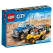 Lego® City Great Vehicles Dune Buggy Trailer 60082