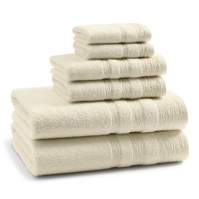 Bath Towels Sets Kassatex Ivory