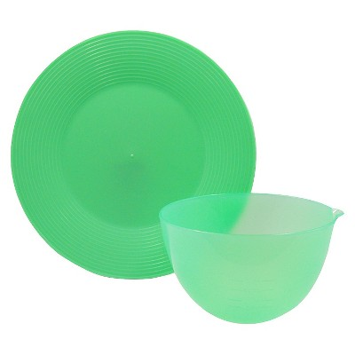 Room Essentials™ Dinner Plate & Cereal Bowl - Mint