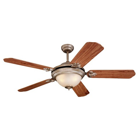 Sea Gull Lighting Highlands Ceiling Fan in Palla Tar
