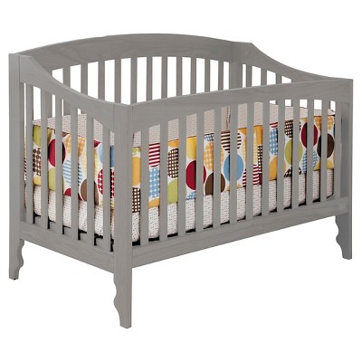 Lolly & Me Sawyer Crib - French Gray