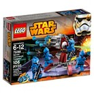 Lego® Star Wars™ Senate Commando Troopers™ 75088