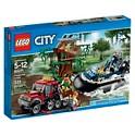 Lego City Police Hovercraft Arrest
