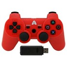 Arsenal Gaming AP3CON8R Wireless Controller - Red (Playstation 3)