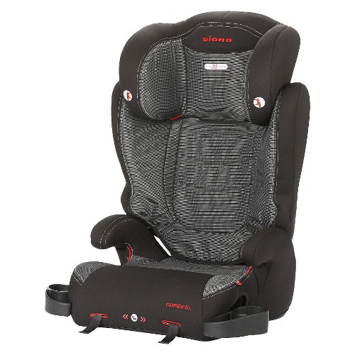 diono cambria high back booster car seat ebay. Black Bedroom Furniture Sets. Home Design Ideas