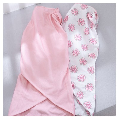 Breathable Baby® Pocket Swaddle - Dahlia