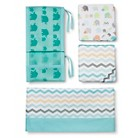 Breathable 4pc Safety Bedding Set - Mommy & Me