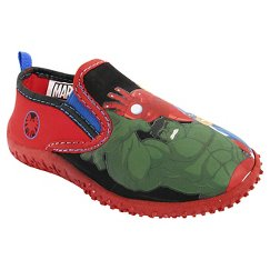 Avengers Toddler Boy's Water Shoes - Red
