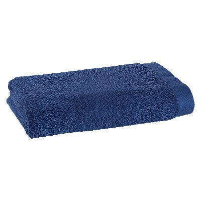 Blank Home Organic Portuguese Bath Towel - Seventies Blue