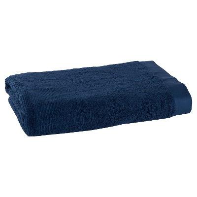 Blank Home Organic Portuguese Bath Towel - Denim