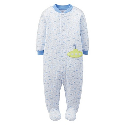 Just One You™Made by Carter's® Newborn Boys' Submarine Sleep N' Play - Blue 3 M