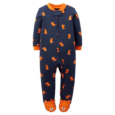 Just One You™Made by Carter's® Newborn Boys' Tiger Sleep N' Play 3 M