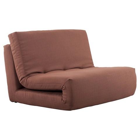 Zuo Polygon Sleeper Chair - Mocha Brown : Target
