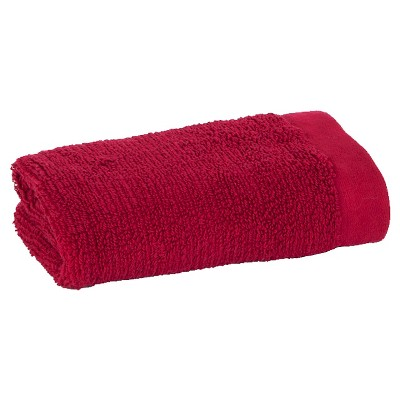 Blank Home Organic Portuguese Washcloth - Cherry