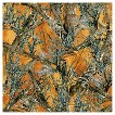 True Timber MC2 Blaze Orange Polyester PU Coated Fabric
