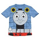 Thomas the Tank Engine Toddler Boys Tee - Lite Blue