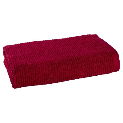 Blank Home Ribbed Portuguese Hand Cloth - Ruby Red