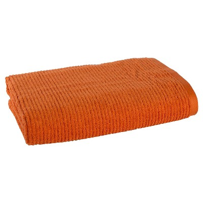 Blank Home Ribbed Portuguese Hand Cloth - Orange